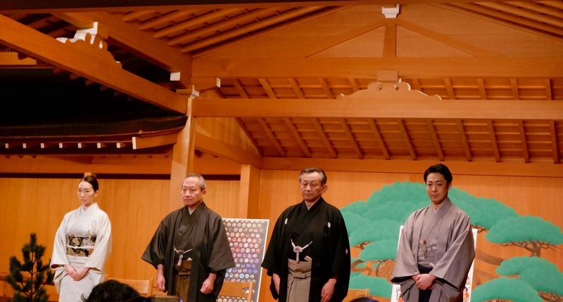 体感!日本の伝統芸能 尾上菊五郎 東京国立博物館 表慶館