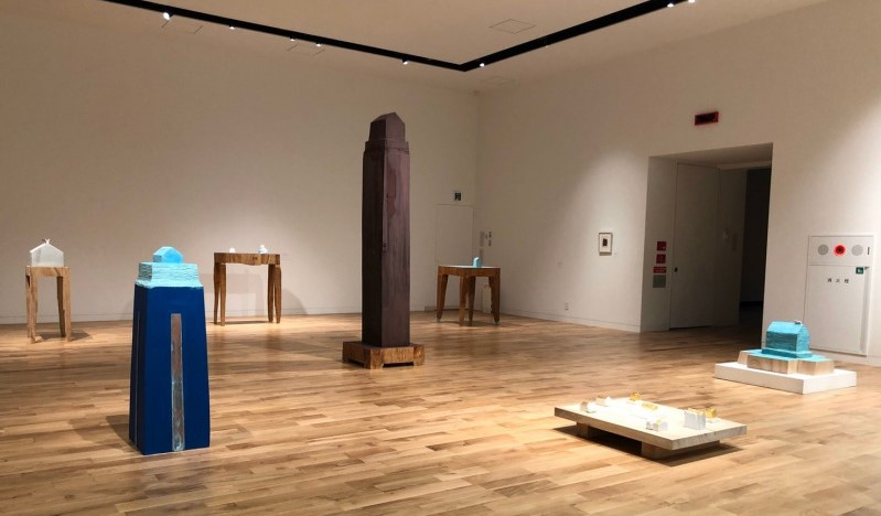 深井隆 ―物語の庭― 板橋区立美術館