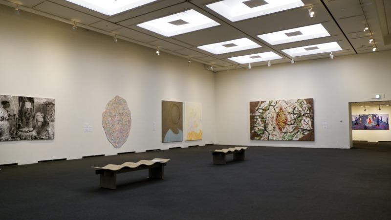VOCA展2020 現代美術の展望─新しい平面の作家たち─/上野の森美術館