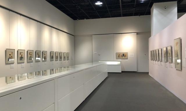 浮世絵に見る名所と美人/たばこと塩の博物館
