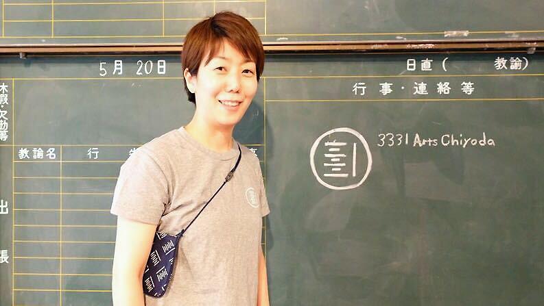 宍戸さんが「3331 Arts Chiyoda」で働くようになったきっかけとは?(3/4)