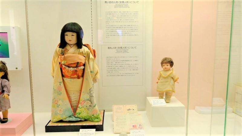 横浜人形の家/常設展紹介