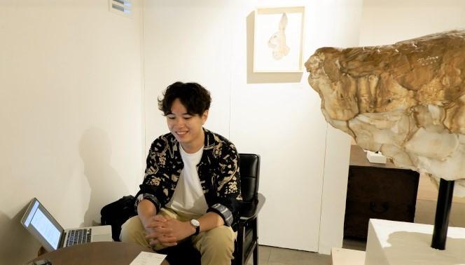 彫刻家 瀬戸優さん インタビュー