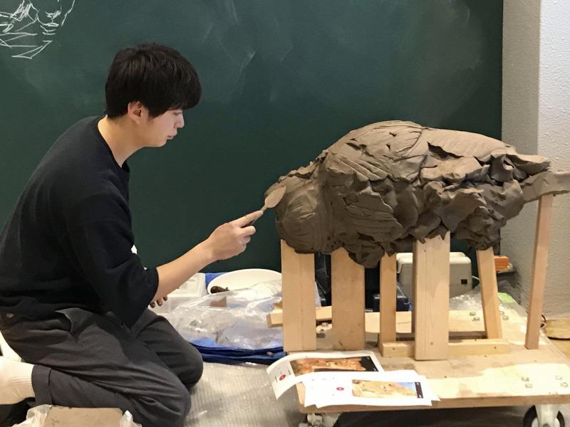 彫刻家・瀬戸優さんが目指す、これからやりたいことって?(4/4 ...