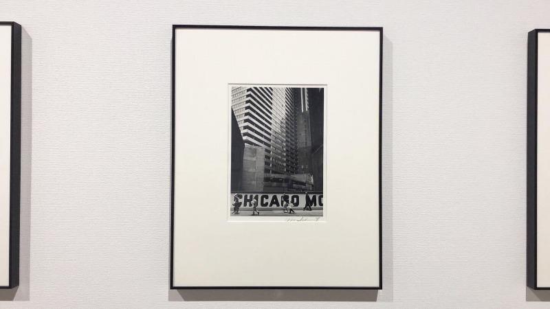 生誕100年 石元泰博写真展 生命体としての都市/展覧会レポート/東京都写真美術館