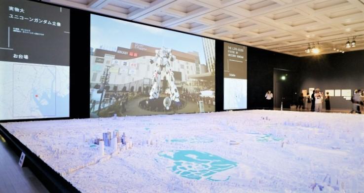 MANGA都市TOKYO ニッポンのマンガ・アニメ・ゲーム・特撮2020/展覧会レポート/国立新美術館