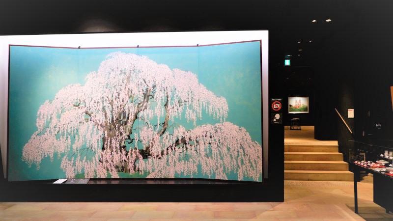 「花・華ざかり」日本画展/展覧会レポート/郷さくら美術館