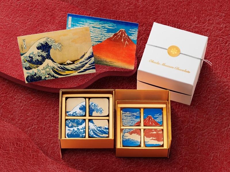 新作Okada Museum Chocolate『WHITE』発売決定!/ニュース/岡田美術館