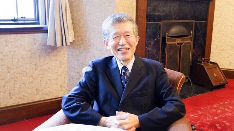 Be-dan インタビュー 静嘉堂文庫美術館 河野元昭 館長 OBIKAKE