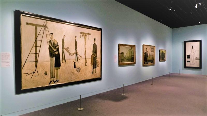 Bunkamuraザ・ミュージアム/ベルナール・ビュフェ回顧展 /展覧会レポート/OBIKAKE