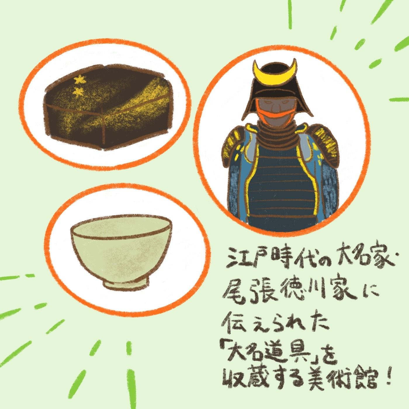 OBIKAKE ナニソレ 徳川美術館 大名道具 愛知県