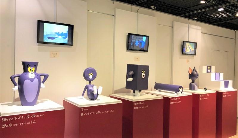 横浜赤レンガ倉庫「誕生80周年『トムとジェリー展』/ニュース
