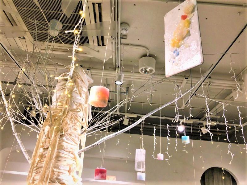 Auntie Rosa Holiday「収穫できるキャンドルアート展」開催!ニュース
