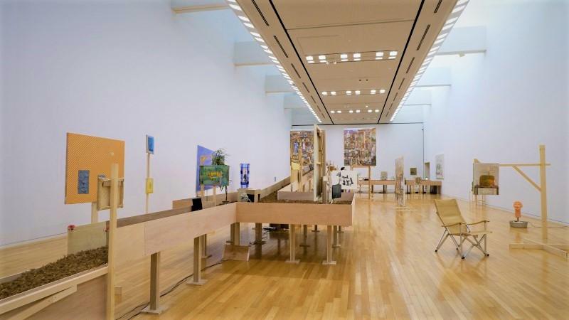 東京オペラシティ アートギャラリー「千葉正也個展」/展覧会レポート