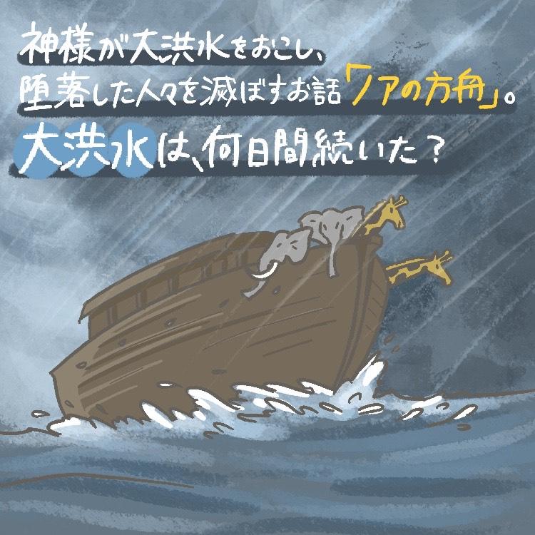 OBIKAKE ナニソレ ノアの箱舟 IONA
