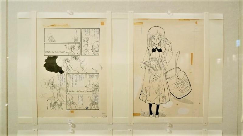 弥生美術館「田渕由美子展~1970's『りぼん』おとめちっく♡メモリー~」展覧会レポート/チケットプレゼント