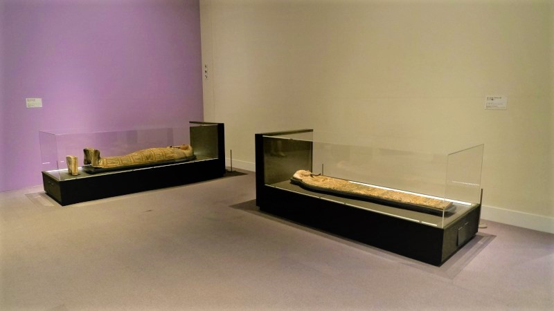 Bunkamura ザ・ミュージアム「古代エジプト展」
