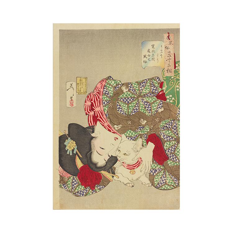 OBIKAKE ニュース 浮世絵動物園 太田記念美術館 江戸の動物大集合!