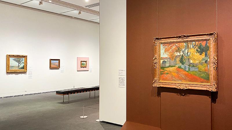 OBIKAKE 展覧会レポート SOMPO美術館 ランス美術館コレクション 風景画のはじまり コローから印象派へ