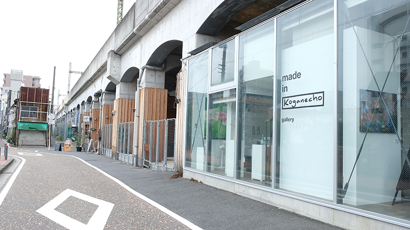 OBIKAKE Be-dan 黄金町エリアマネジメントセンター 神田美樹